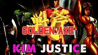 Golden Axe Series Review/Retrospective - Kim Justice