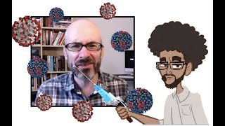 James Corbett gets everything wrong about the flu shot and COVID 19