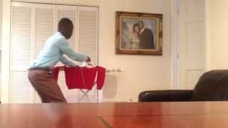 The Reason Why Some Africans Take So Long Getting Ready (Clifford Owusu)