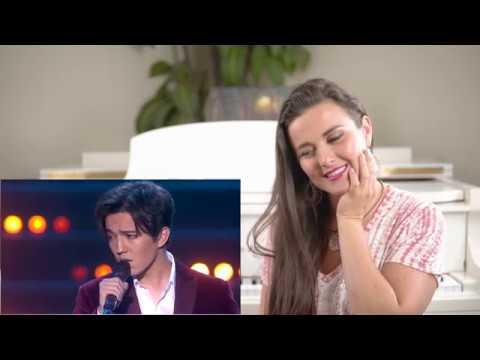 Vocal Coach Reacts to Dimash Kudaibergen - Love is Like a Dream