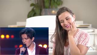 Vocal Coach Reacts to Dimash Kudaibergen - Love is Like a Dream