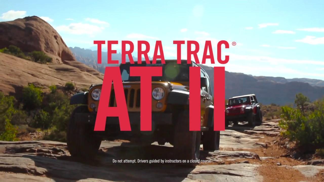 HERCULES TERRA TRAC AT II 15S