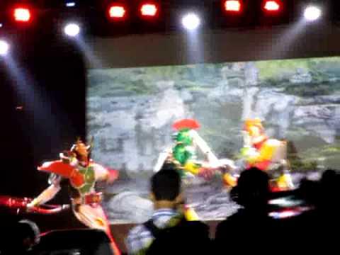 KOMUTOKU: Kamen Rider Gaim cabaret (Grand Final CL