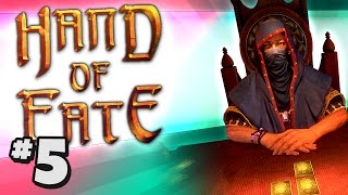 Duncan Plays: Hand Of Fate #5 - DEVIL