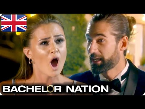 Alicia Rages After Alex Kisses Charlotte! | The Bachelor UK