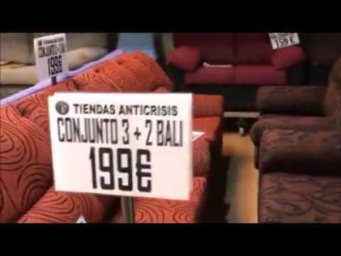 Tiendas anticrisis el castor nuestra tienda de alicante - El castor muebles ...