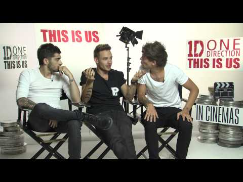 One Direction Chat To Romeo - Full Interview