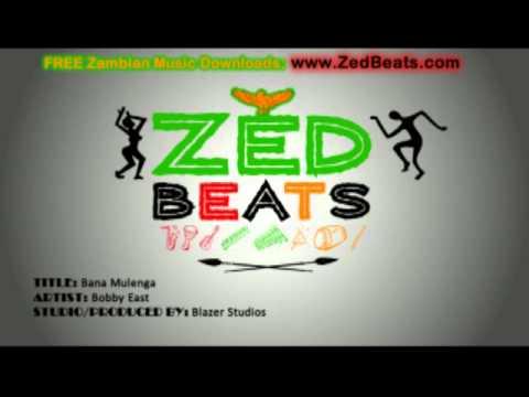 Bana Mulenga (Remix) - Bobby East
