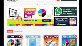 Gráfica Online I Mediatall