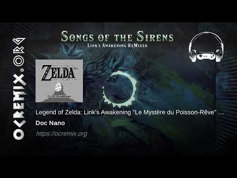"Zelda: Link's Awakening OC ReMix by Doc Nano: ""Le Mystère du Poisson-Rêve"" [Wind Fish] (#3977)"