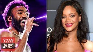 Donald Glover, Rihanna's Much-Anticipated Film 'Guava Island' Premiered Thursday Night | THR News