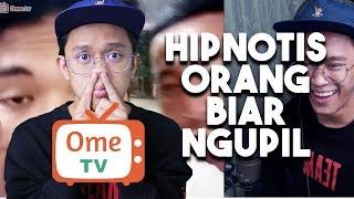 AWALNYA NGAKAK TAPI MALAH BAPER - OME.TV
