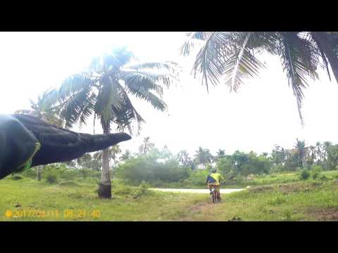 Mountain biking on Samal Island trails(8 stages)superview