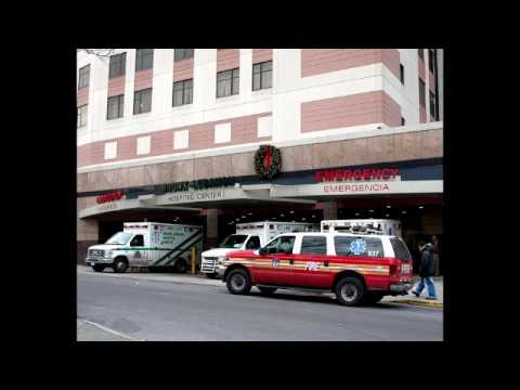 Bronx Lebanon active shooter June 30, 2017 NYPD SOD audio