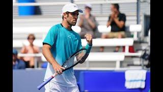 Thiago Monteiro vs. Bradley Klahn | US Open 2019 R1 Highlights