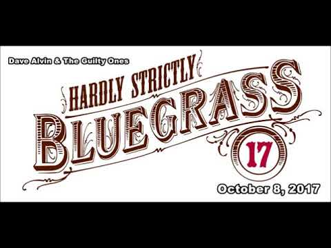 Dave Alvin & The Guilty Ones Hardly Strictly Bluegrass Festival San Francisco, California October 8,