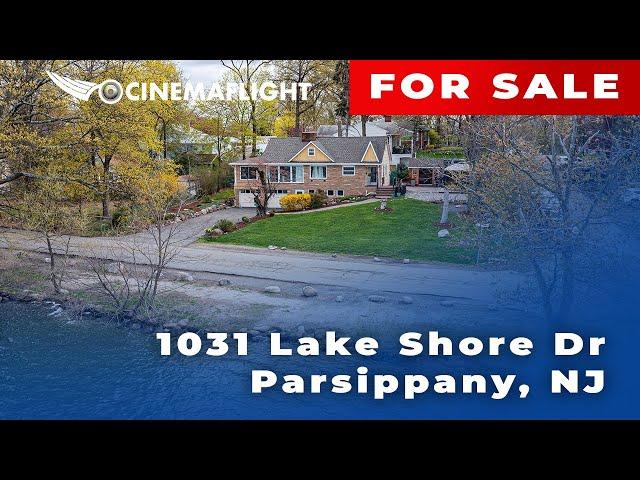 Cinemaflight Property Tours   1031 Lake Shore Dr, Parsippany, NJ