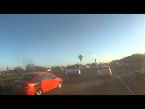 McAllen Texas, Truck Crash.wmv