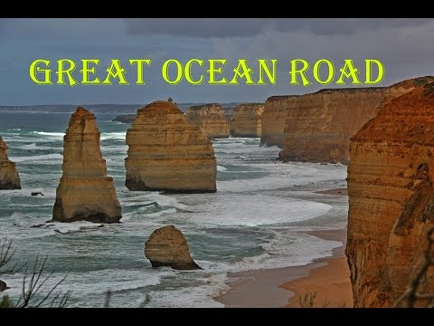 Great Ocean Road - from Melbourne to Adelaide