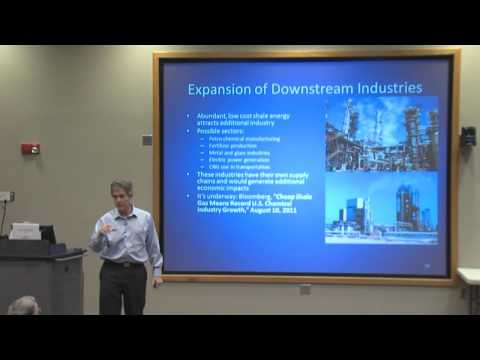 Timothy J. Considine at Saturday U-The Shale Revolution: Benefit or Curse?