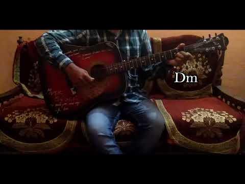 """Tere Liye""Song Of ""Namaste England""/Easy Guitar Chords/Lesson/Tutorial/Guitar Cover/Atif Aslam"