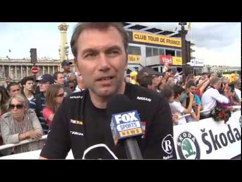 2010 Tour de France stage 20 - Johan Bruyneel
