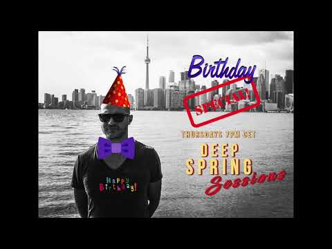 Deep Spring Sessions #33 - Birthday Special