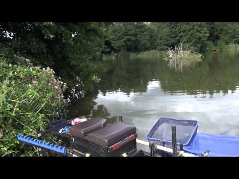ALDERS FARM FISHERY, GREAT BRICKHILL, BUCKINGHAMSHIRE