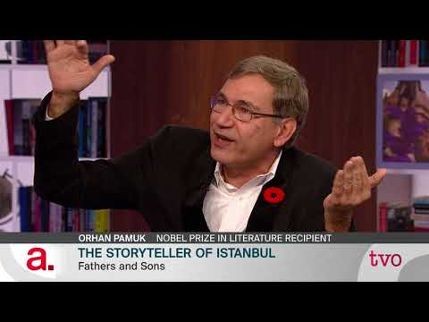 The Storyteller of Istanbul