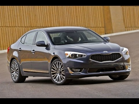 Kia Cadenza 2016 Car Review