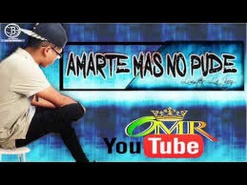 Amarte Mas No Pude | Luister La Voz | Vol 60 | Rey De Rocha