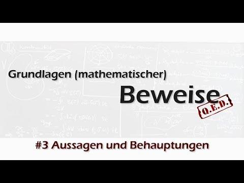 Beweis durch vollständige Induktion, Prinzip der vollst. Induk., mit Beispiel | Mathe by Daniel Jung from YouTube · Duration:  6 minutes 1 seconds