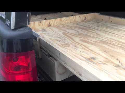Bed storage/slide best $200 spent