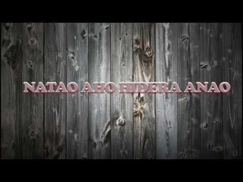 Natao aho hidera Anao - Pst Jocelyn Ranjarison