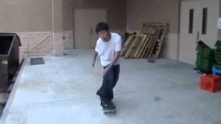 Best Skateboard Trick- Raspberry Circus