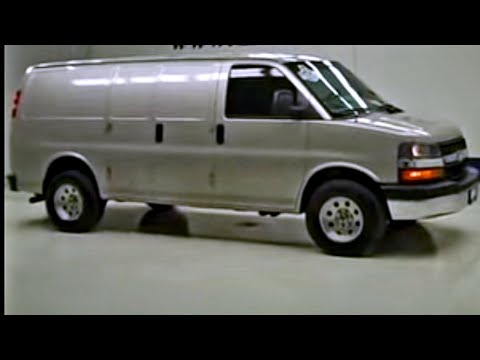 2008 Chevrolet Express Cargo Van 1500 Awd Sound System American Racing You