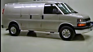 2008 Chevrolet Express Cargo Van 1500-AWD-SOUND SYSTEM-AMERICAN RACING