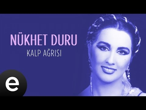 Nükhet Duru - Kalp Ağrısı - Official Audio #açgözünüadamım #nükhetduru