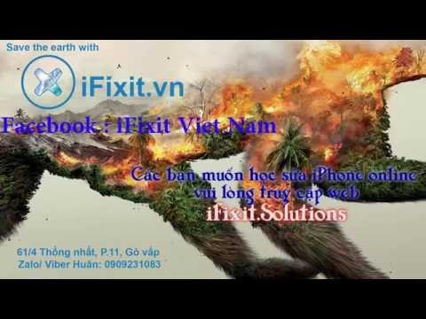 iFixit hướng dẩn xác định iphone mất nguồn do chạm áp sơ cấp