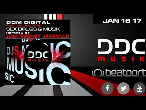 Dom Digital Ft Bojana Pop 'Sex Drugs And Musik' (X-Mix)