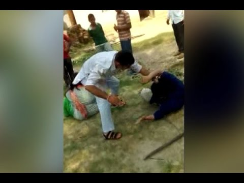 Punjab: Hoshiarpur village sarpanch, aides thrash woman over land dispute
