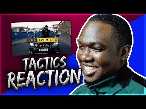 DigDat - Tactics [Music Video] | GRM Daily (REACTION)