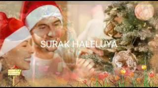 Lagu Rohani  Karo ( Natal ) - SURAK HALELUYA (inc.teks/lyrics) - Franta  Ginting
