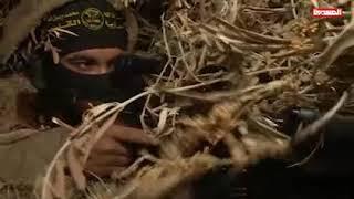 قناة المسيرة تزور مقاتلي سرايا القدس في قطاع غزة