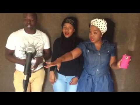 Winnie Mashaba on a composition level!  Ke tla botša Messiyah