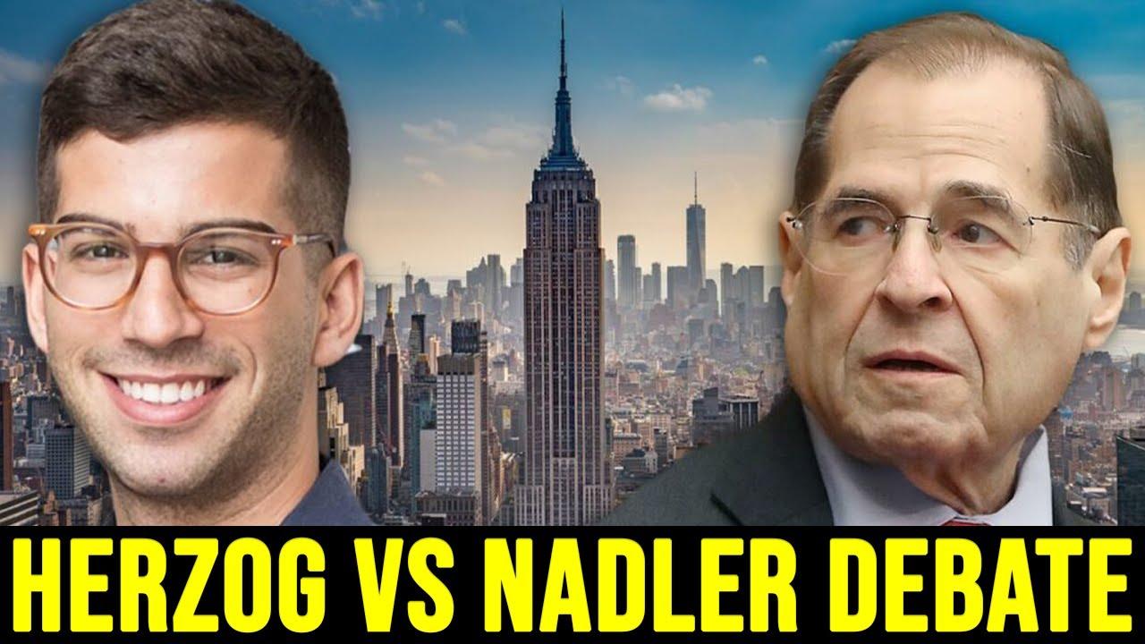 Download NY-10 Congressional Debate: Jerry Nadler vs. Jonathan Herzog