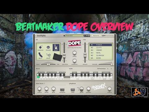 Beatmaker DOPE Overview   Reason 10.1