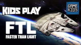 Burnie And JD Mod FTL Millennium Falcon - Kids Play