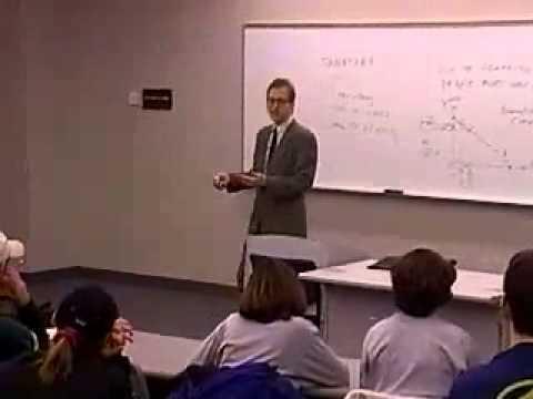 Principles of Macroeconomics: Lecture 3 - Introduction to Economics 2