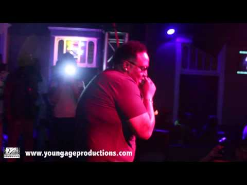 "Magnolia Chop performs ""Out the Ghetto"" featuring Birdman live at Showtime at NKC"